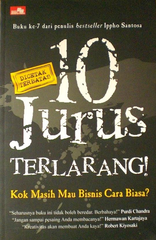 10 Jurus Terlarang
