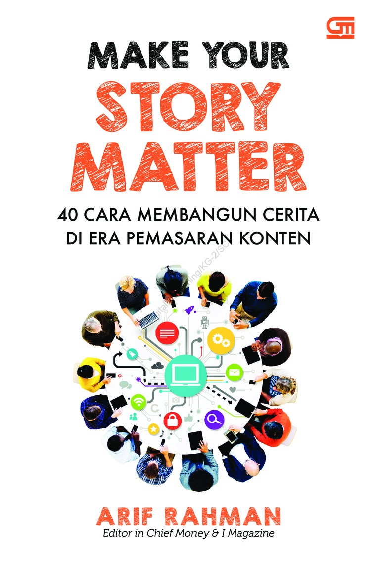 Make Your Story Matter