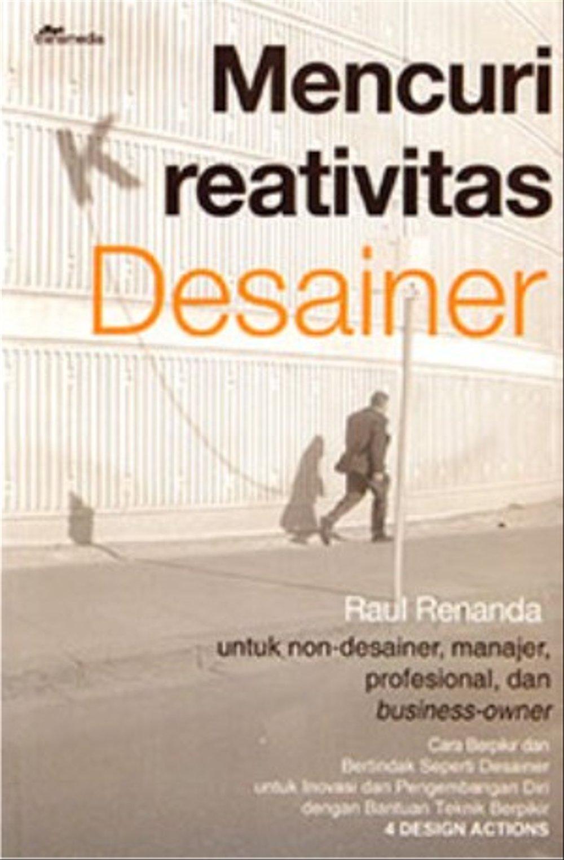 MENCURI KREATIVITAS DESAINER