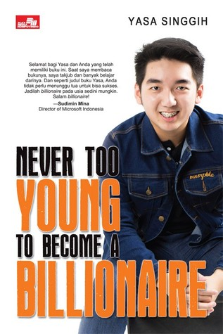 Never Too Young to Become a Billionaire