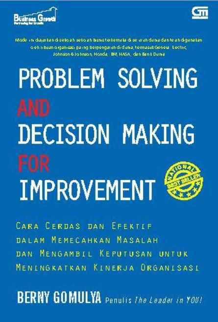 Problem Solving and Decision Making for Improvement