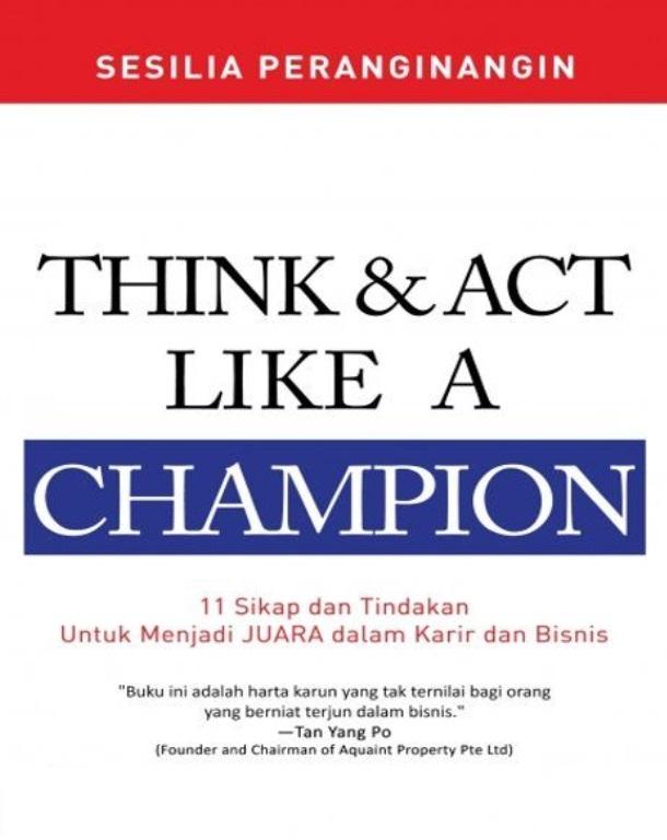 Think & Act Like a Champion