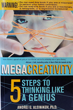 Megacreativity