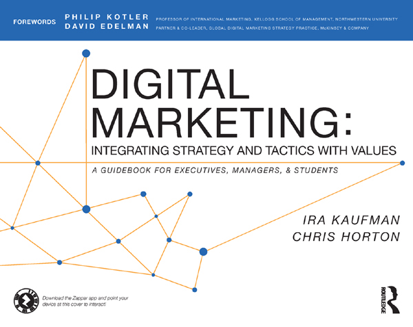 Digital Marketing: Integrating Strategy and Tactics With Values