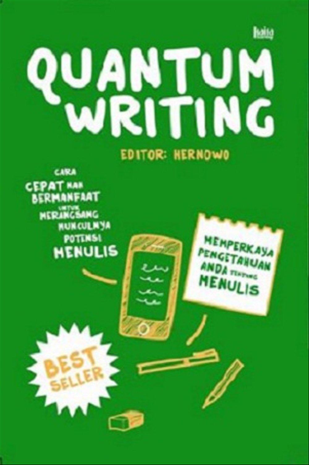 Quantum Writing