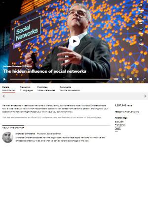 The Hidden Influence of Social Network